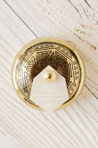 Aspen Bay Candles Boho Embossed Tin Candle - $15
