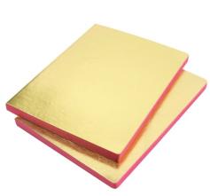 Blank Gold Journal - $7.99